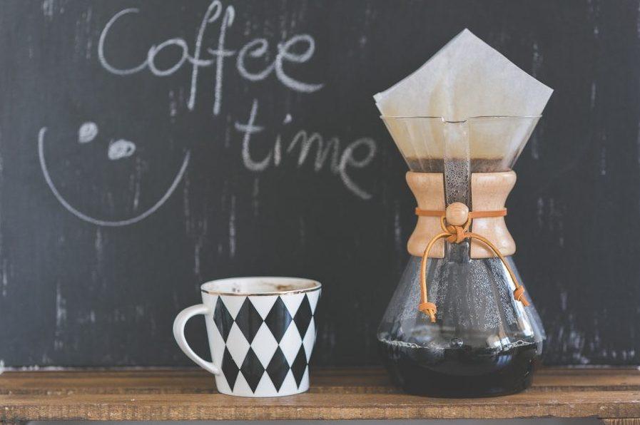 コーヒー出がらしの消臭効果