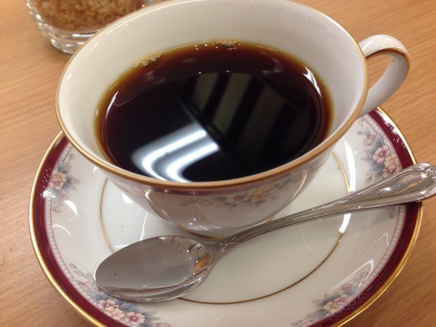 量 コーヒー カフェ イン