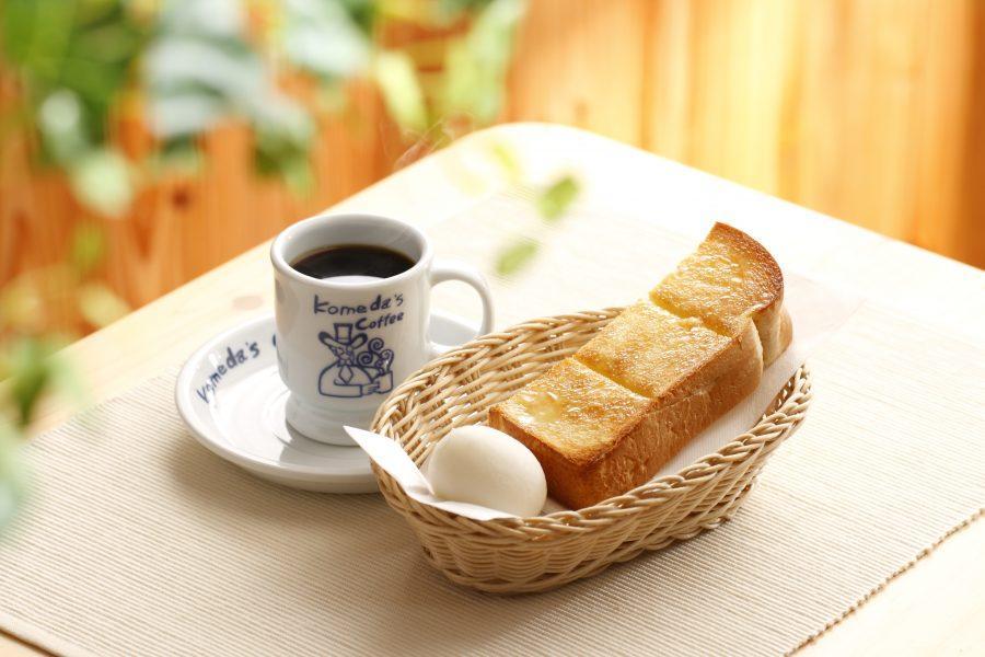 名古屋発祥の喫茶店「コメダ珈琲」の人気メニューとは?